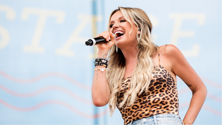 Carly Pearce Opens Up About Her Struggle With Self-Esteem Over The Years