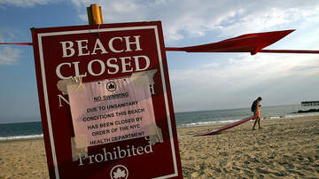 National News - New Report Exposes America's Dirtiest Beaches Just in Time For Summer
