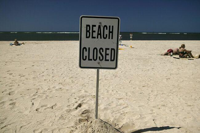 New Report Exposes America's Dirtiest Beaches Just in Time For Summer