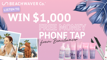 Contest Rules - EDMS Beachwaver Free Money Phone Tap Sweepstakes 5 Rules