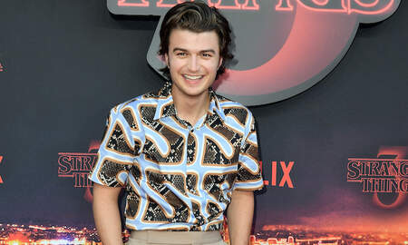 Trending - 'Stranger Things' Star Joe Keery Shares Stunning Debut Solo Single 'Roddy'