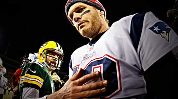 FOX Sports Radio - Rob Parker Says Tom Brady Can't Make the Same Throws Aaron Rodgers Can
