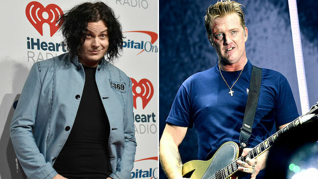 Jack White And Josh Homme Discuss Who Would Win In A Fight Between Them