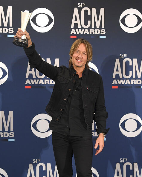 Keith Urban, Chris Janson Among Many Set for This Year's ACM Honors