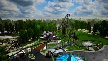 Hurley - FIRST LOOK: Hersheypark Unveils Their Tallest, Fastest Coaster for 2020
