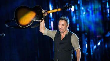 Ken Dashow - Bruce Springsteen Concert Film For 'Western Stars' Coming In September