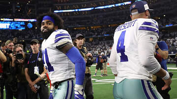 Jeff K - Zeke Hits Milestone, Dak and Brett Maher Set New Dallas Cowboys Records