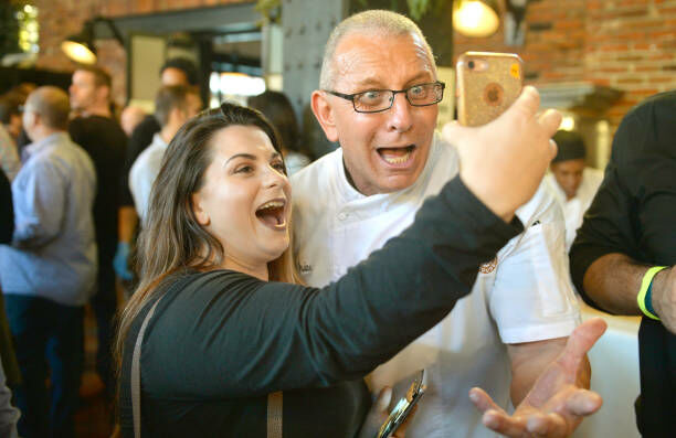 Food Network & Cooking Channel New York City Wine & Food Festival Presented By Coca-Cola - Pigs and Pints presented by InsideHook hosted by Robert Irvine