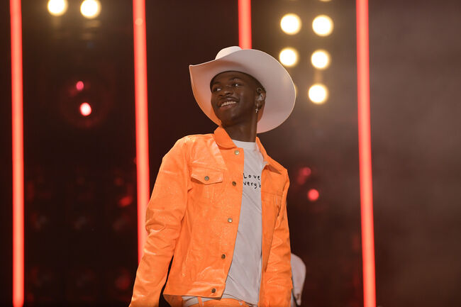 Lil Nas X Ties Chart Record For Longest Streak At No  1