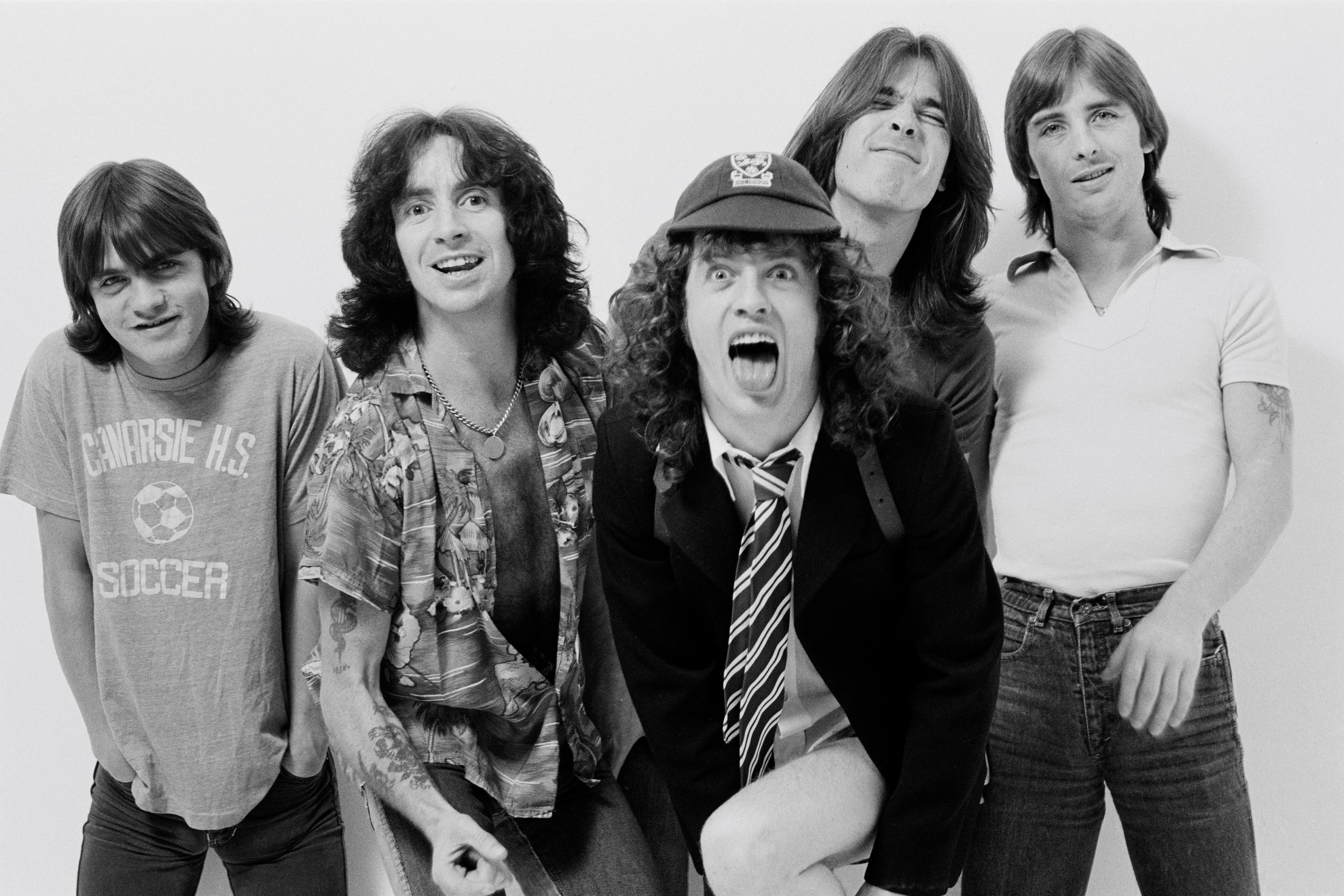 22 Things You Might Not Know About AC/DC's 'Back In Black ...