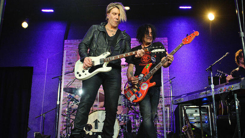 Goo Goo Dolls Reveal 2021 Tour Dates, Vow To Keep In Touch With Fans