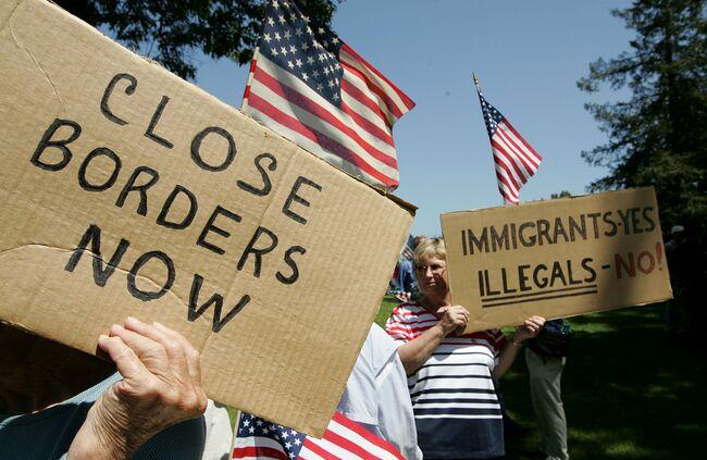 Trump's Top Immigration Spokesperson Cites 22 Million Illegal Aliens Study