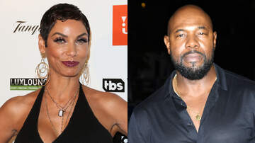 Entertainment - Nicole Murphy Apologizes For Kissing Married Director Antoine Fuqua