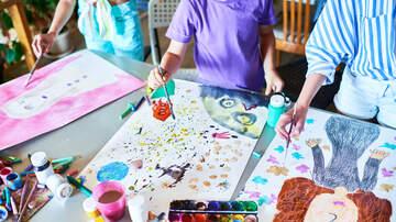 None - Little Buckeye Children's Museum Art Class