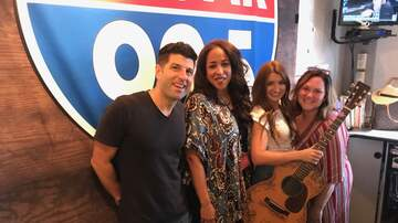 Features - Tenille Townes stops by the WGAR Studios