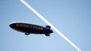 Amy - Amy Getting To Ride In Famous Goodyear Blimp
