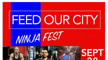 None - Feed Our City - Ninja Fest 2019