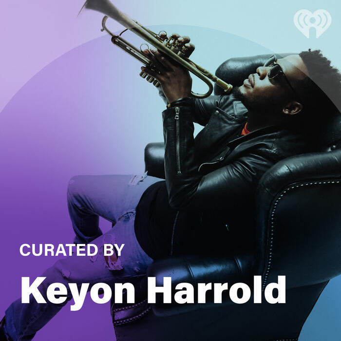 Curated By: Keyon Harrold