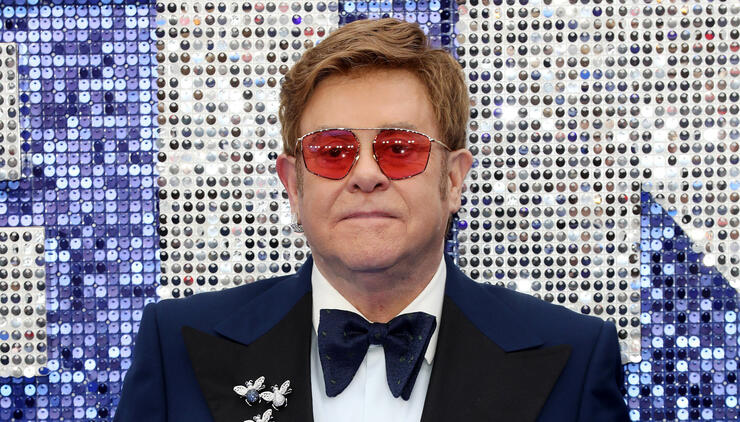 You'll Be Able To Watch Elton John's 'Rocketman' At Home As Early As August   iHeartRadio