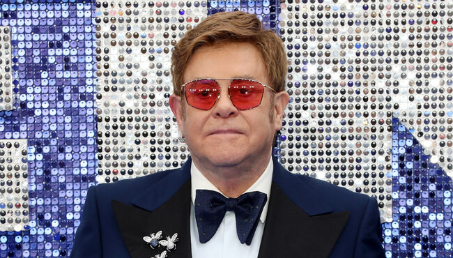 You'll Be Able To Watch Elton John's 'Rocketman' At Home As Early As August