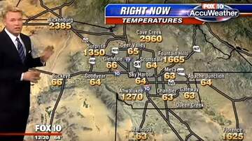 Lucy Chapman - I'm not your dad, but I'd get out. Funny meteorologist.