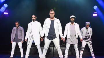 Contest Rules - Backstreet Boys Winning Weekend TTW