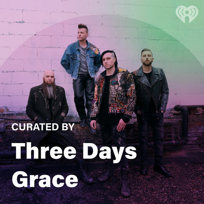 Curated By: Three Days Grace