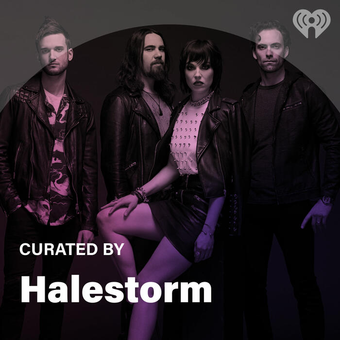Curated By: Halestorm