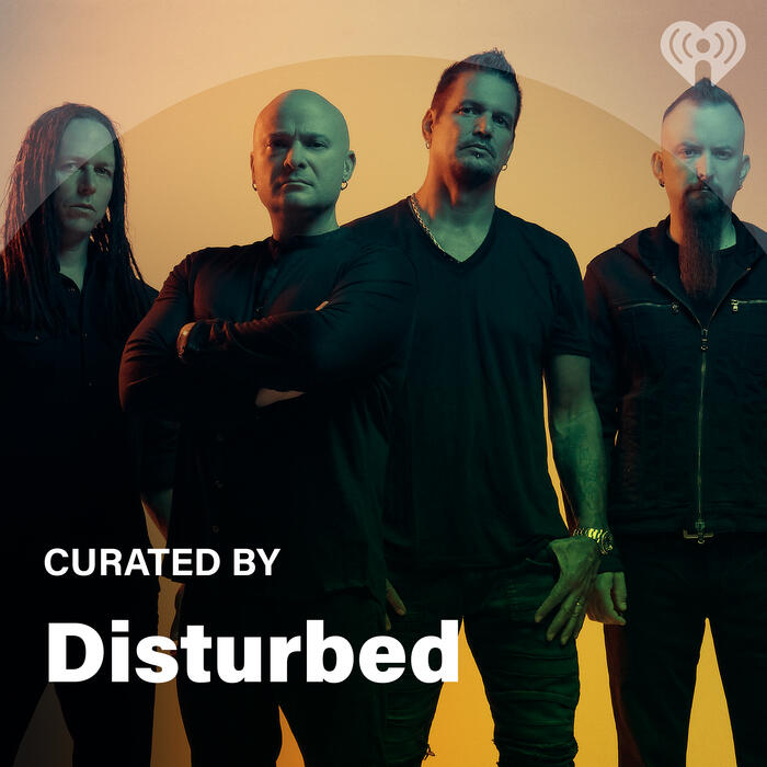 Curated By: Disturbed