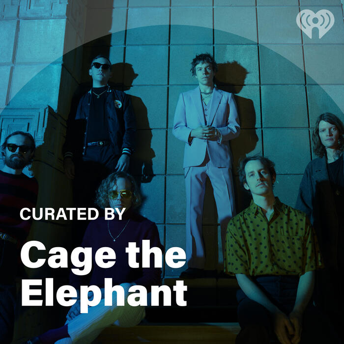 Curated By: Cage The Elephant