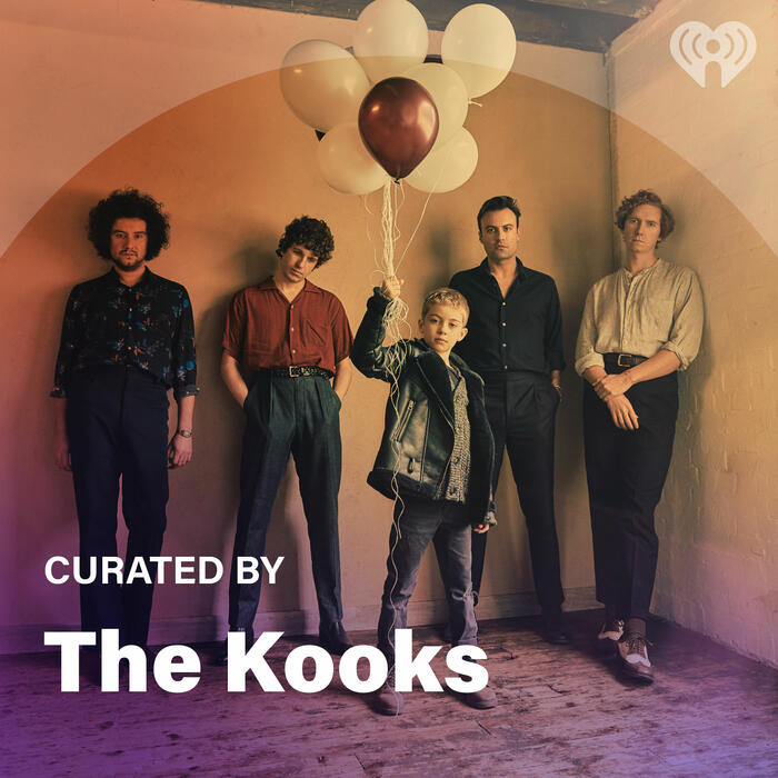 Curated By: The Kooks