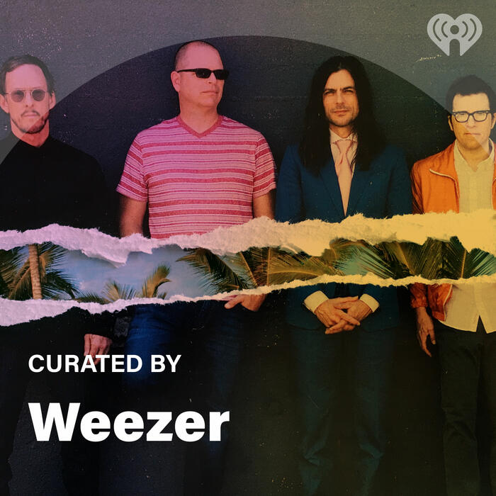 Curated By: Weezer