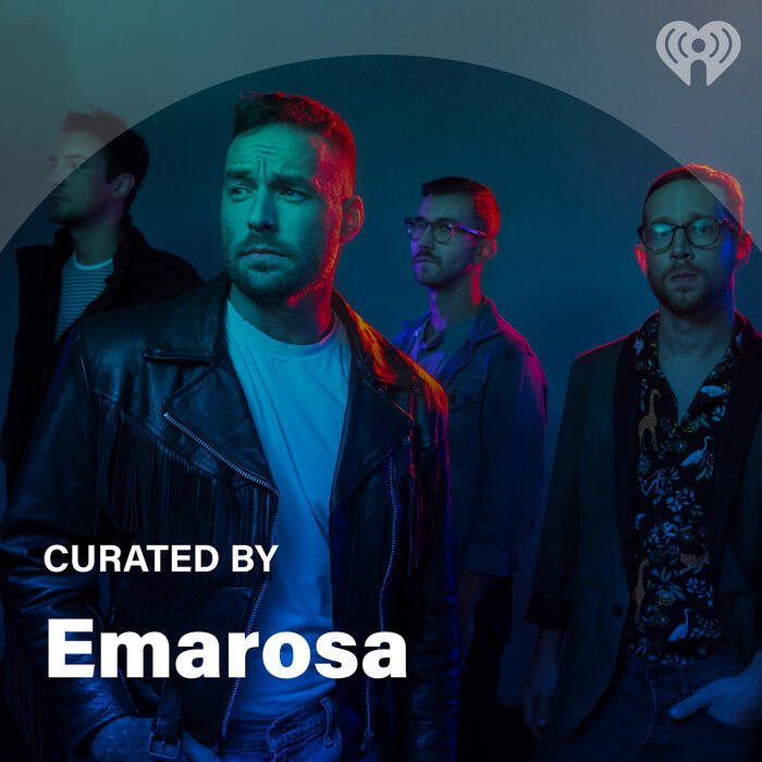 Curated By: Emarosa