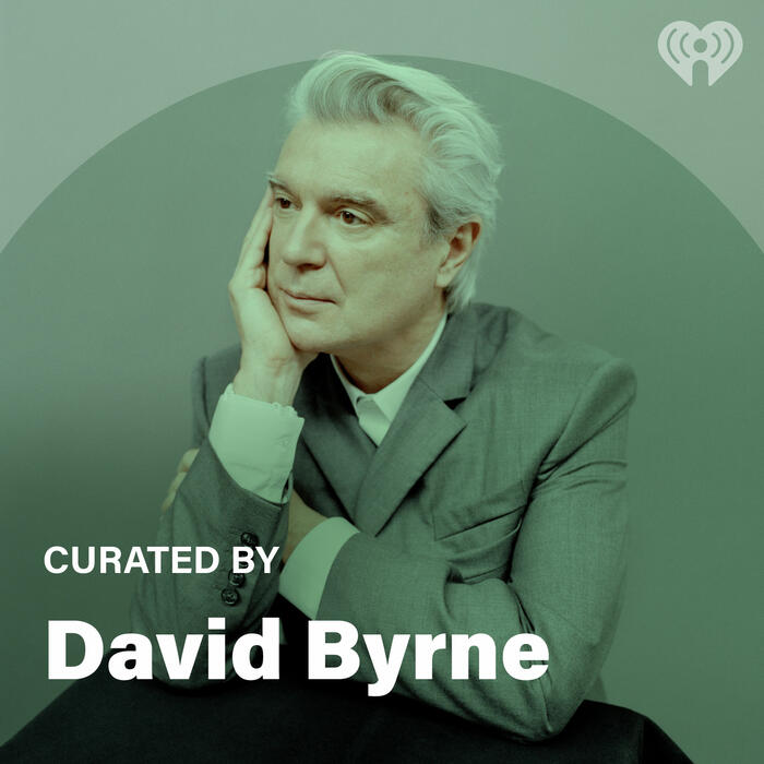 Curated By: David Byrne