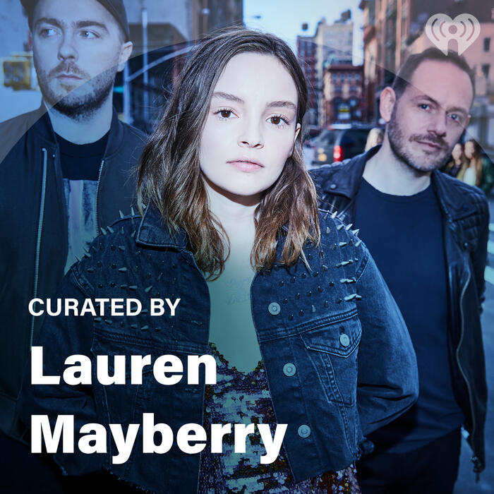 Curated By: Lauren Mayberry (CHVRCHES)