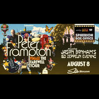 Win Tickets To See Peter Frampton!