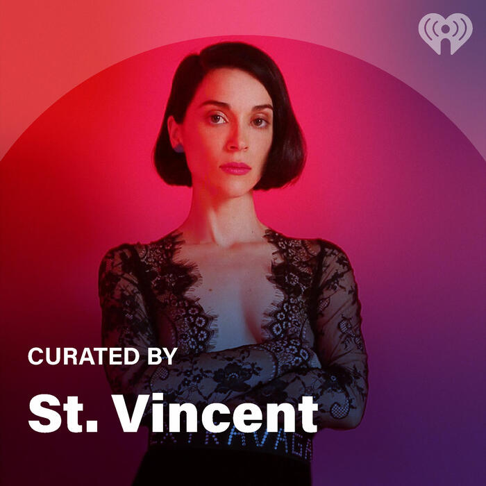 Curated By: St. Vincent