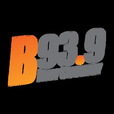 B 93.9 logo