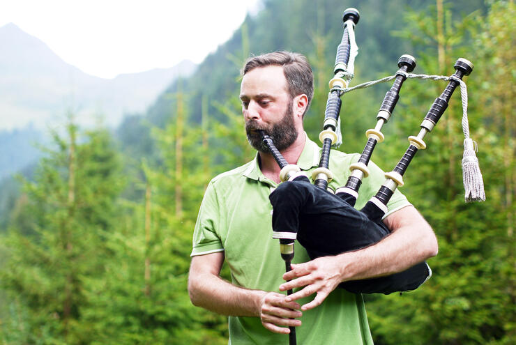 10 Rock Songs on Bagpipe for National Bagpipe Appreciation Day | iHeartRadio