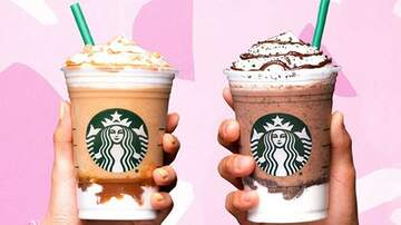 #iHeartPhoenix - All Frappuccinos Are 50% Off At Starbucks TODAY Only