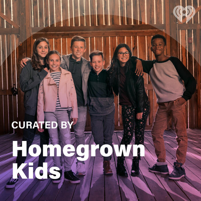 Curated By: Homegrown Kids