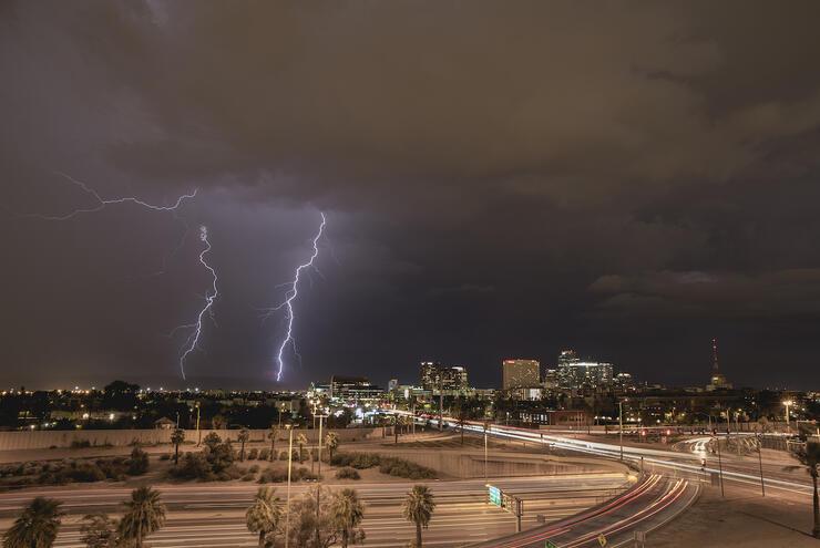 Phoenix Monsoon