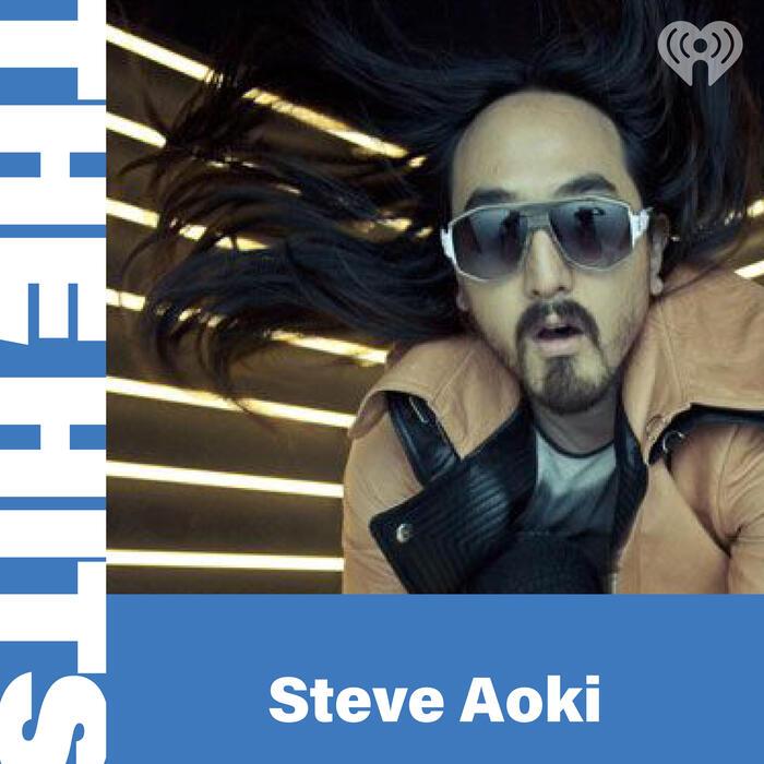 The Hits: Steve Aoki