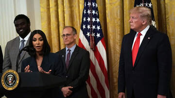 Toby Knapp - KIM KARDASHIAN WEST: Matriarch of America's Royal Family at WHITE HOUSE!
