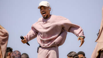 KIIS Articles - Chance The Rapper Treats Studio Team To 'Baked Goods' While Recording Music