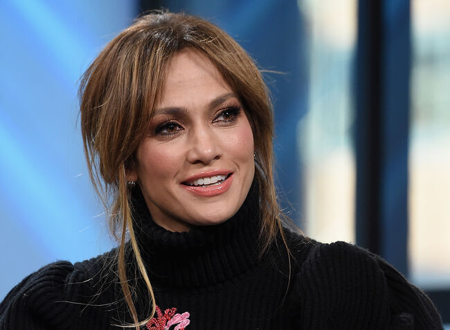 """Build Series Presents Jennifer Lopez And Ray Liotta Discussing """"Shades Of Blue"""""""