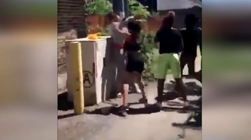 Qui West - 3 Girls Arrested After Attack On Special Needs Girl Is Caught On Video!