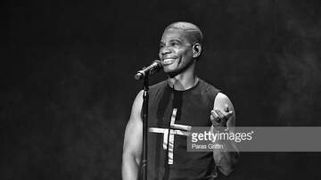 Sonya Blakey - Happy Birthday to Kirk Franklin!