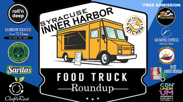 None - Food Truck Roundup at Syracuse Inner Harbor