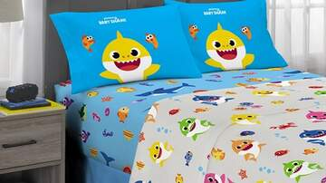 Reid - You Can Now Buy A Baby Shark Bedding At Walmart